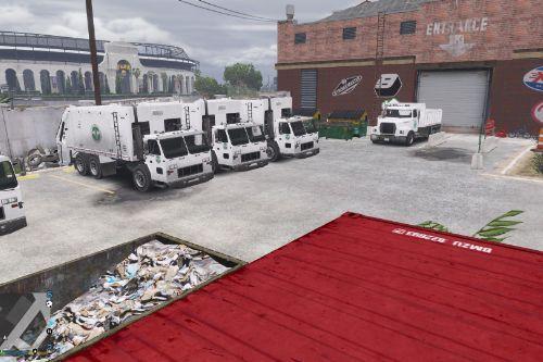 Department of Sanitation Yard [Map Editor]