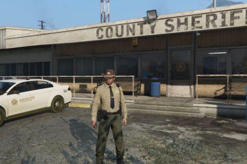 Deputy Sheriff Trevor Philips