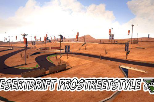 DesertDrift ProStreet Style V [Add-On]