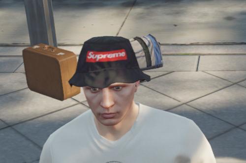 Designer Bucket hats [MP/FiveM]