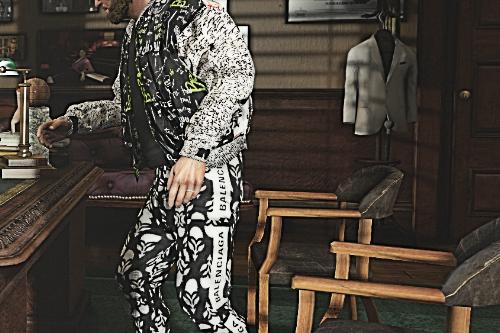 Designer Pants & Jacket