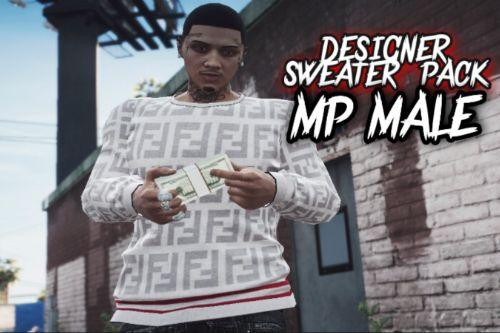 Designer Sweater Pack MP Male