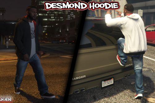 Desmond Hoodie (w/ custom bump maps)