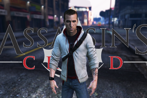 Desmond Miles from The Assasins Creed [Add-On Ped]