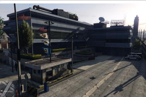 Detailed police station [Menyoo]