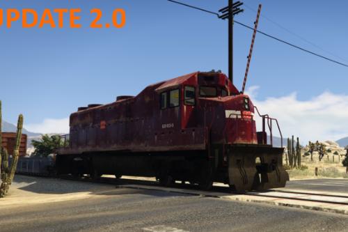 Deutsche Güterzug-Lokomotive / german freight locomotive