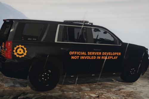 Developer 2018 Tahoe