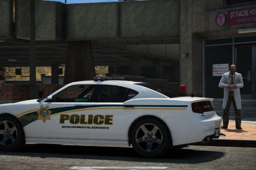 Developmental Services Police Pack [EUP | Vehicles | Lore-Friendly | Add-On]