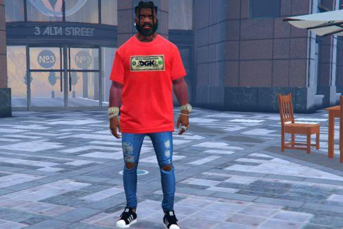 DGK Exclusive T-Shirt Pack for Franklin