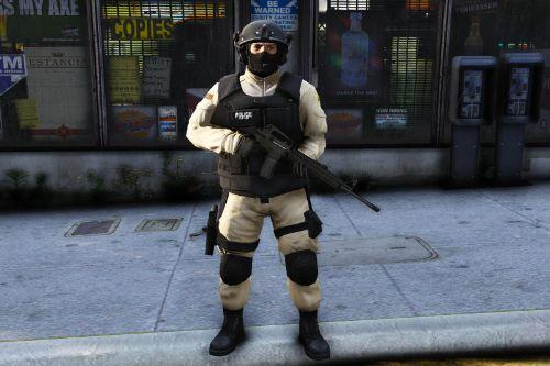 DHS Special Response Team Agent