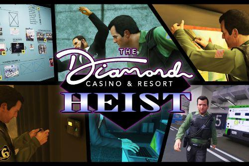 The Diamond Casino Heist Mod