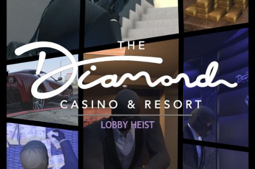 Diamond Casino Lobby Heist BETA