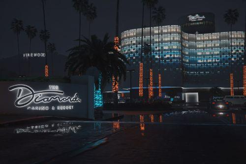 Diamond Casino Neon Palms