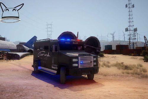 Diamond Casino Security Riot [SP replace/FiveM]