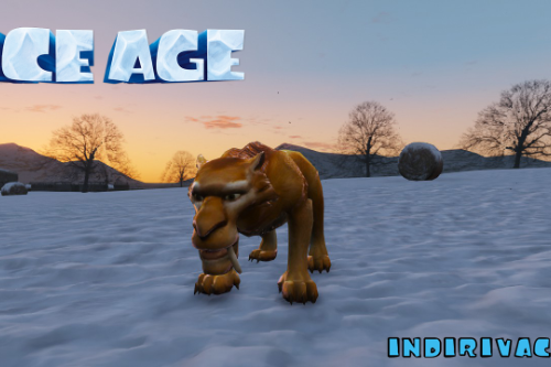 Diego from Ice Age