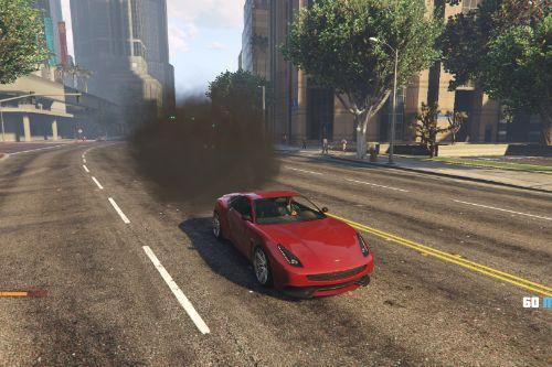 Diesel Smoke For All Cars & Trucks  (D24)