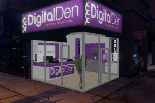 Digital Den Store [MLO]