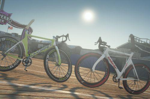 Dildo bicycle