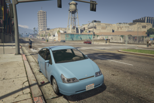 Dilettante is Life | Traffic mod praising the best compact car [APRIL FOOLS MOD]
