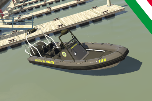 Dinghy - Guardia di Finanza