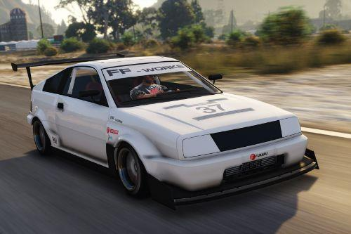 Dinka Blista Compact Time-Attack [Add-On | Liveries]