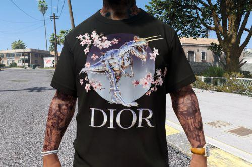 Dior Pre-Fall 2019 Hajime Sorayama Tshirt
