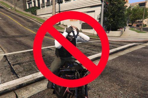 Disable Auto Helmet Equip