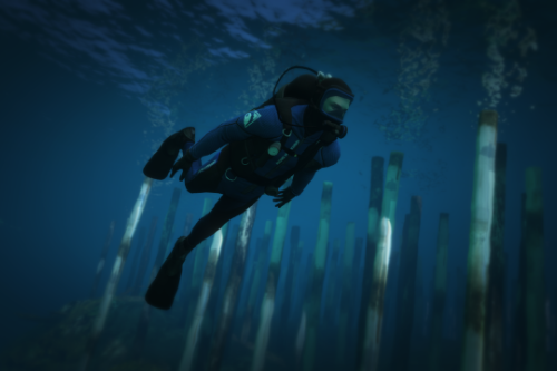 Diving Motion