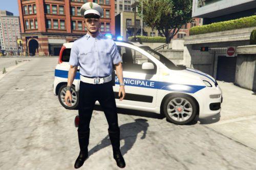 Divisa estiva Polizia Municipale di Cervia | Emilia Romagna Reskin