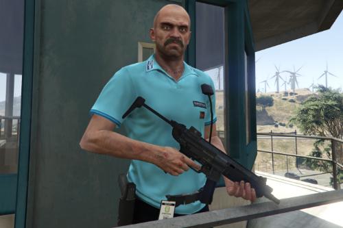 Divisa Estiva Polizia Penitenziaria Trevor