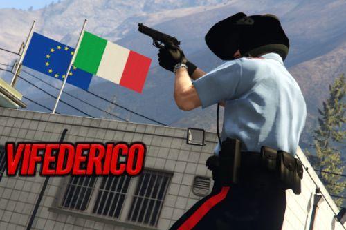 Divisa motociclista - Carabinieri | Military Police