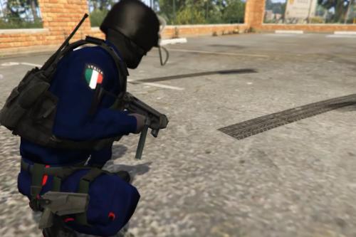 Divisa SOS / S.O.S  Carabinieri | Reskin