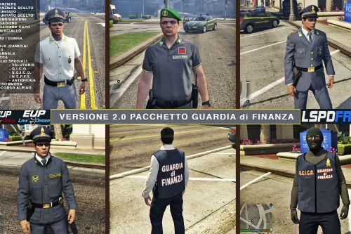 Divise italiane EUP per LSPDFR 0.4.7 - Italian uniforms