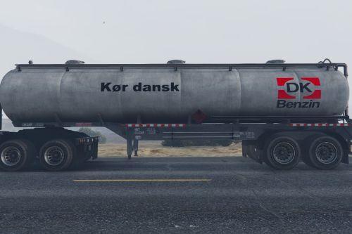 DK benzin tanker