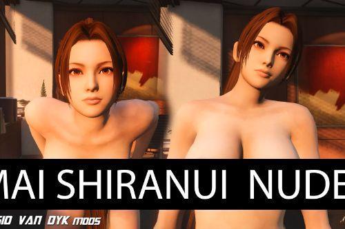 DOA Mai Shiranui Nude 18+ [Add-On]