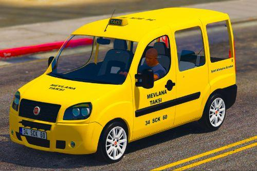 Doblo Multi Jet 2008 Turkish taxi [Replace]