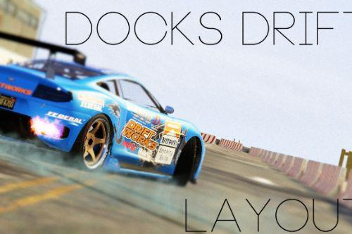 Docks Drift Layout (SNT 1.7 Objects.ini)