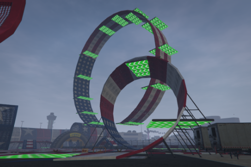 Docks Race Track [Map Editor]