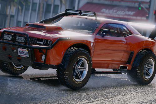 Dodge Challenger - Raid [Add-On]
