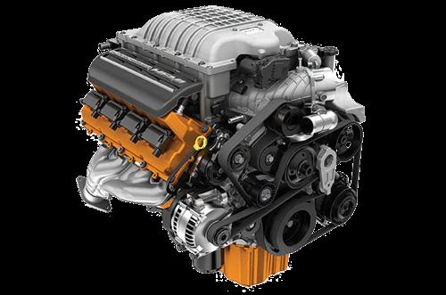Dodge Challenger Hemi OHV Supercharged Engine Sound [OIV | Add-On ]