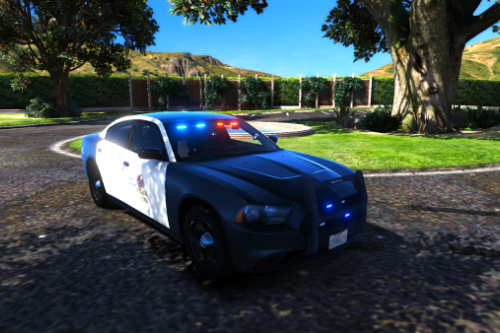 Dodge Charger 2014 [SP / FiveM]
