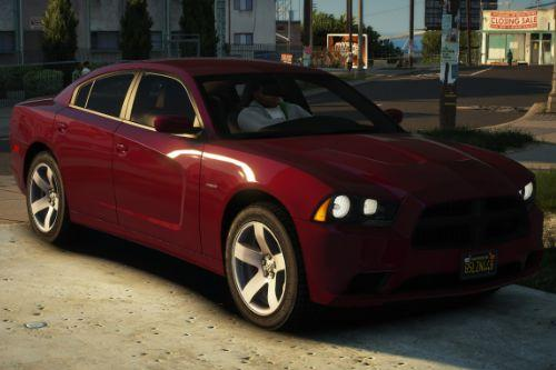 Dodge Charger 2014 [Replace]