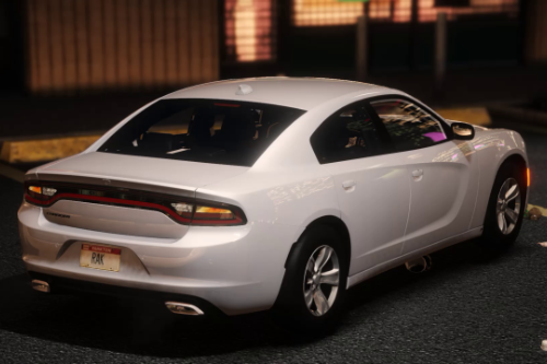 Dodge Charger 2015 SE [Add on / FiveM / Replace ]