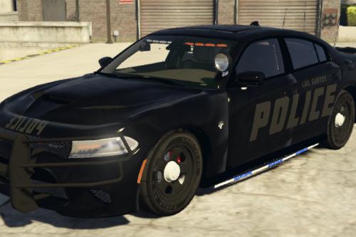 Dodge Charger Black Design