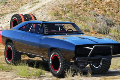 Dodge Charger Off-Road Fast & Furious 7 [Add-On / Replace]