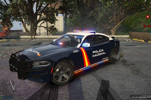 Dodge Charger Policia Nacional/CNP of Spain/España[FiveM-Replace-Add-on]
