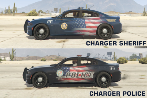 Dodge Charger RT 2015 LS Police Pack