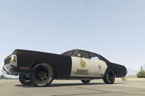 Dodge Polara LS Country Sheriff Interceptor