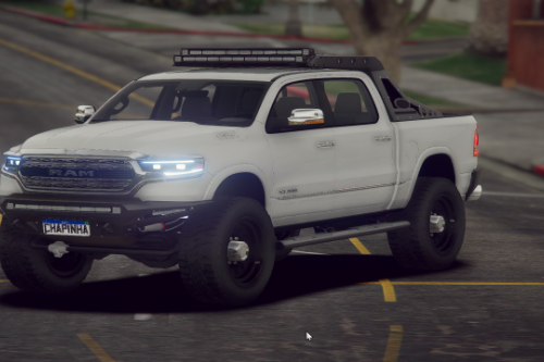 Dodge Ram 1500 2019 [Add-On]