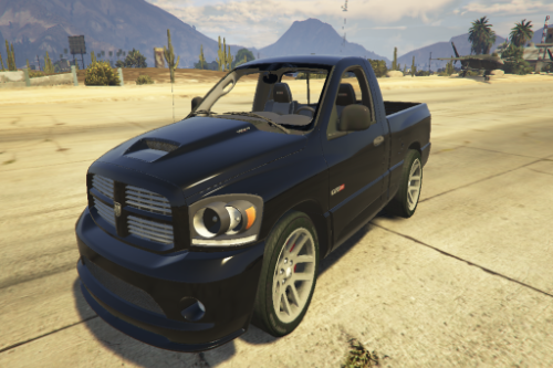 Dodge Ram SRT 10 2006 Stock